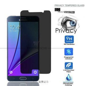 Anti Spy Privacy Tempered Glass