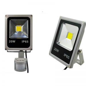 LED Motion Sensor security Spotlight