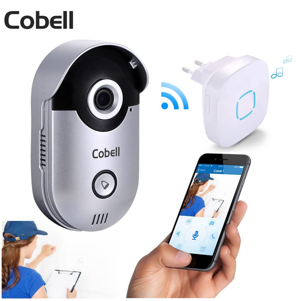 Cobell Door Phone Intercom