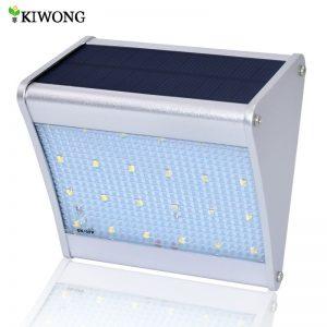 Solar Power Motion Sensor LED Security Light