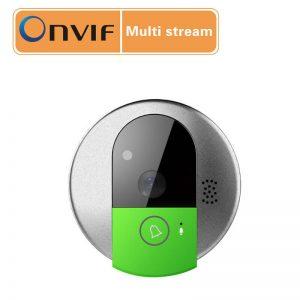 C95 IP Wireless Doorbell HD Doorcam Camera