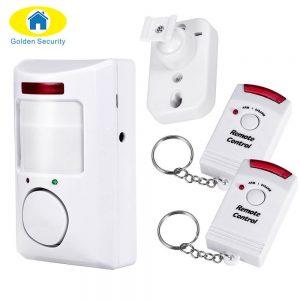 Security PIR Motion Detector Infrared Sensor Alarm