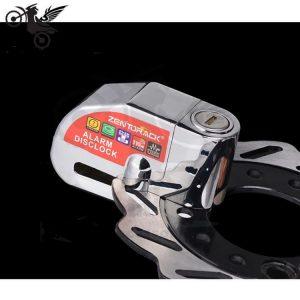 Aluminum universal Anti Theft motorcycle Disk Lock