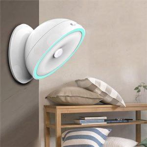 Rechargeable 360 Adjustable PIR Motion Sensor Light