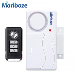 Wireless Door Window Entry Remote Control Alarm