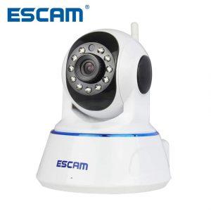 Escam QF002 HD Mini WiFi Night vision IP Camera