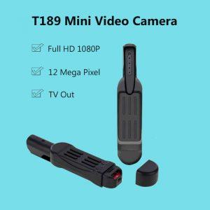 Full HD 1080P Mini HiddenCameraVideo Recorder