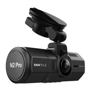Vantrue 1440P N2 Pro Dual Lens Dash Cam auto camera