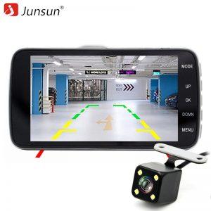 Junsun H7 Car DVR best front and rear dash cam Camera