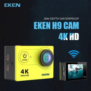 Original Eken H9 / H9R Ultra HD 4K Action Camera