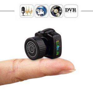 Mini Hidden Spy Secret HD Video Camera Recorder