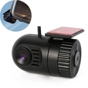 Car Mini HD Video Recorder Dash Cam Camera