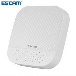 ESCAM PVR208 1080P 8+2CH ONVIF NVR with 2ch Cloud